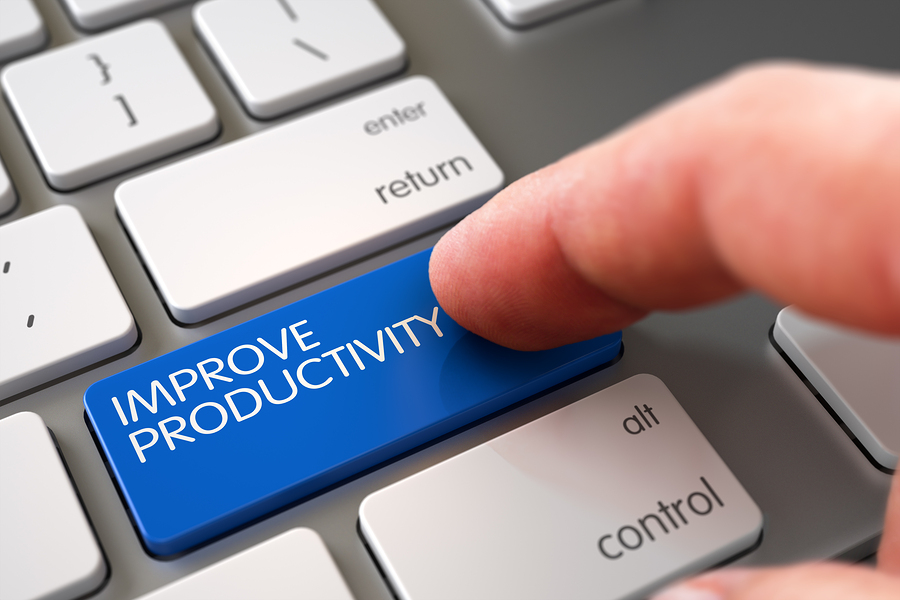 10 Ways to Use Technology to Increase Productivity