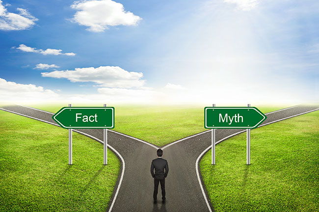 The Top 10 Myths About IT