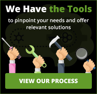 We have the tools to help you.  Click here to learn about process